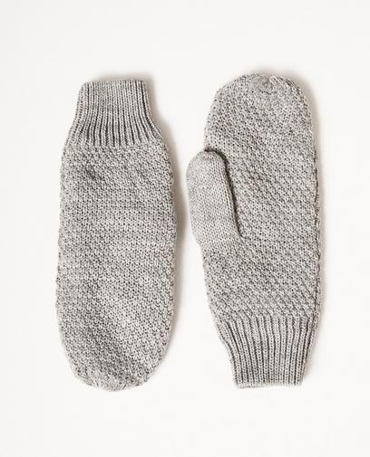 Moufles en tricot